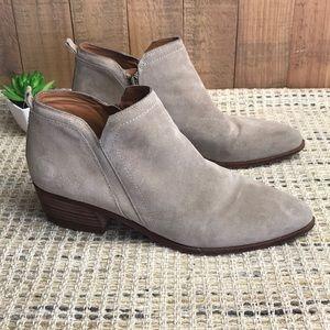 Franco Sarto Booties Size 10
